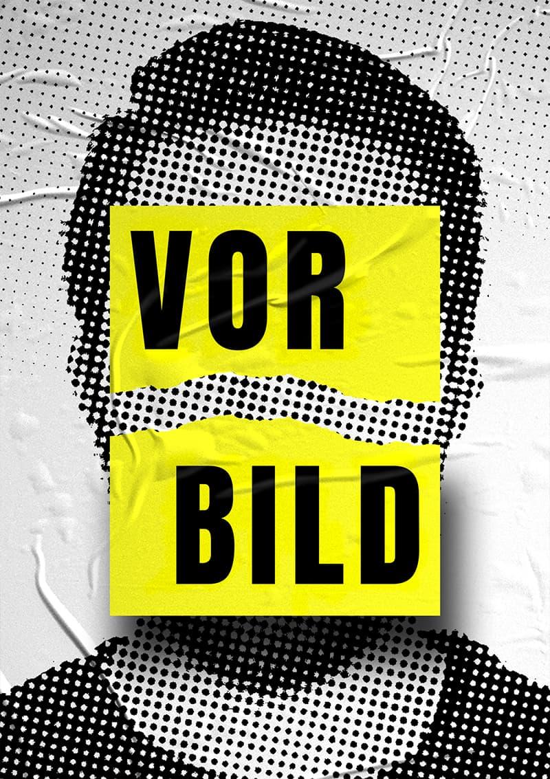 Plakat für den 35. Wettbewerbs des Deutschen Studentenwerks.